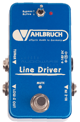 Vahlbruch Line Driver